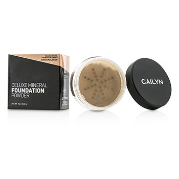 Cailyn Deluxe Base Mineral Polvo - #04 Natural Beige