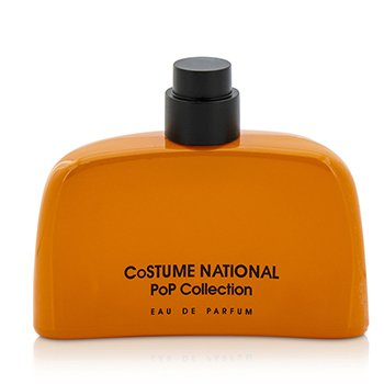 Costume National Pop Collection Eau De Parfum Spray - Botella Naranja  (Sin Caja)