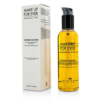 Make Up For Ever Extreme Cleanser - Balancing Cleansing Dry Oil