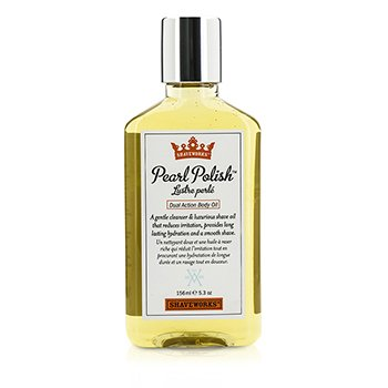 Anthony Shaveworks Pearl Polish Aceite Corporal Doble Acción