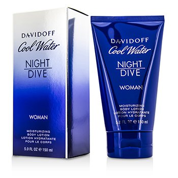 Davidoff Cool Water Night Dive  Loción Corporal Humectante