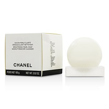Chanel Le Blanc Brightening Pearl Soap Limpiador-Demaquillante