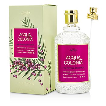 Acqua Colonia Pomelo & Pimienta Rosa Eau De Cologne Spray