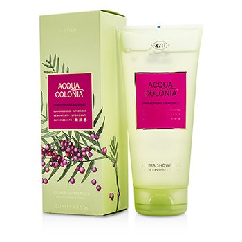 Acqua Colonia Pink Pepper & Grapefruit Aroma Shower Gel
