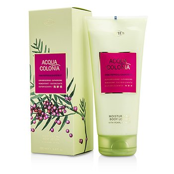 4711 Acqua Colonia Pink Pepper & Grapefruit Moisturizing Body Lotion