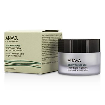 Ahava Beauty Before Age Uplift Crema Noche