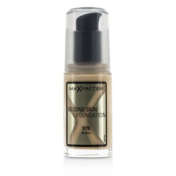Max Factor Second Skin Base - #075 Golden