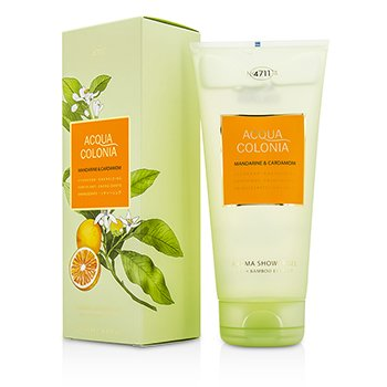 4711 Acqua Colonia Mandarine & Cardamom Aroma Shower Gel