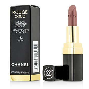 Chanel Rouge Coco Color Labios Ultra Hidratante - # 432 Cecile 172432