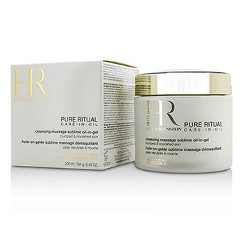 Helena Rubinstein Pure Ritual Care-In-Oil Cleansing Massage Sublime Aceite en Gel