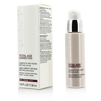 Lancaster Total Age Correction Complete Anti-Aging Retinol En Aceite
