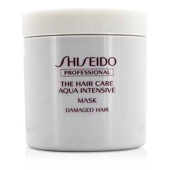 Shiseido The Hair Care Aqua Intensive Mascarilla (Cabello Dañado)