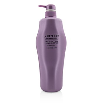 Shiseido The Hair Care Luminogenic Champú (Cabello Teñido)