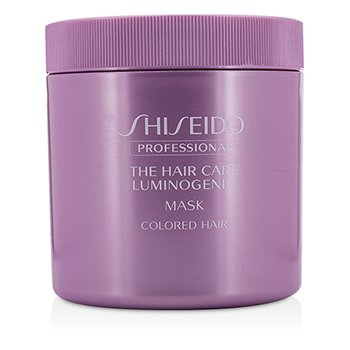 Shiseido The Hair Care Luminogenic Mascarilla (Cabello Teñido)