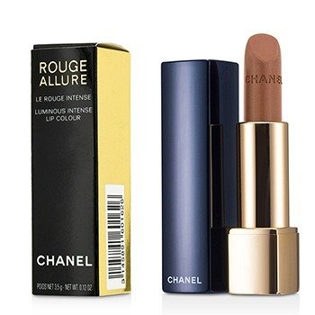 Chanel Rouge Allure Luminous Intense Color Labios - # 162 Pensive