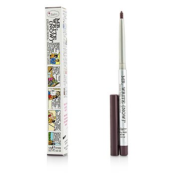 TheBalm Mr. Write Now (Lápiz Delineador) - #Scott B. Bordeaux