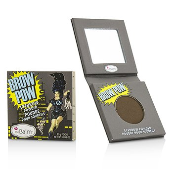 TheBalm BrowPow Polvo de Cejas - #Dark Brown