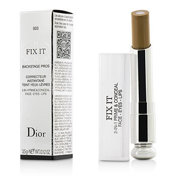 Christian Dior Fix It Backstage Pros Corrector - #003 Dark F092957003