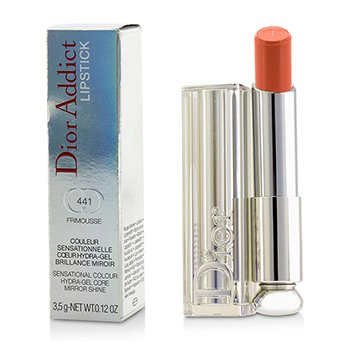 Christian Dior Dior Addict Hydra Gel Core Mirror Shine Color Labios - #441 Frimousse