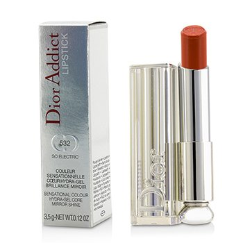 Christian Dior Dior Addict Hydra Gel Core Mirror Shine Color Labios - #532 So Electric