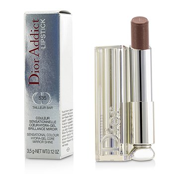 Christian Dior Dior Addict Hydra Gel Core Mirror Shine Color Labios - #535 Tailleur Bar