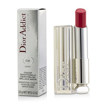 Christian Dior Dior Addict Hydra Gel Core Mirror Shine Color Labios - #536 Lucky