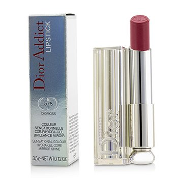 Christian Dior Dior Addict Hydra Gel Core Mirror Shine Color Labios - #578 Diorkiss
