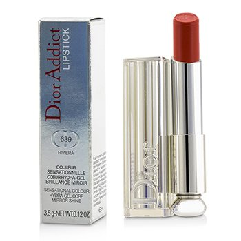Christian Dior Dior Addict Hydra Gel Core Mirror Shine Color Labios - #639 Riviera