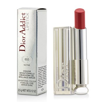 Christian Dior Dior Addict Hydra Gel Core Mirror Shine Color Labios - #655 Mutine