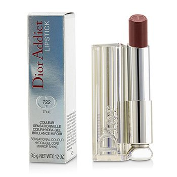 Christian Dior Dior Addict Hydra Gel Core Mirror Shine Color Labios - #722 True