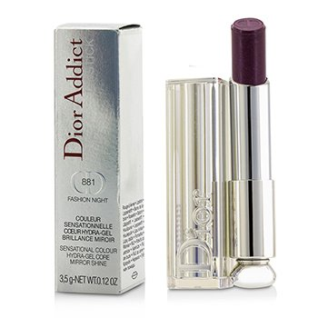 Christian Dior Dior Addict Hydra Gel Core Mirror Shine Color Labios - #881 Fashion Night