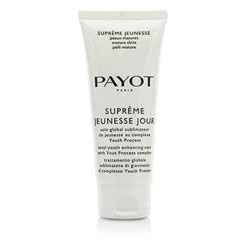 Payot Supreme Jeunesse Jour Youth Process Total Youth Enhancing Care - For Mature Skins - Salon Size
