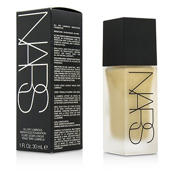 NARS All Day Luminous Weightless Foundation - #Gobi (Light 3)