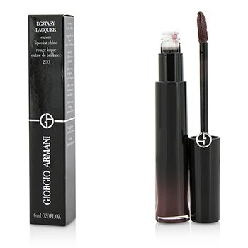 Giorgio Armani Ecstasy Lacquer Excess Lipcolor Shine - #200 Night Berry