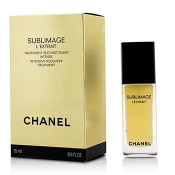 Chanel Sublimage LExtrait Tratamiento Recuperación Intensiva
