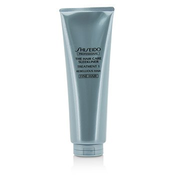Shiseido The Hair Care Sleekliner Tratamiento 1 (Cabello Fino, Rebelde)