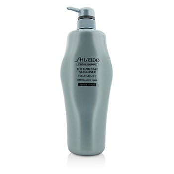 Shiseido The Hair Care Sleekliner Tratamiento  2 (Cabello Grueso, Rebelde)