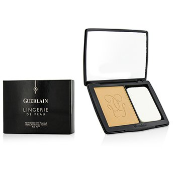 Guerlain Lingerie De Peau Nude Powder Foundation SPF 20 - # 13 Rose Naturel