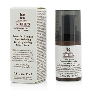 Kiehls Powerful Strength Line Reducing Eye Brightening Concentrate
