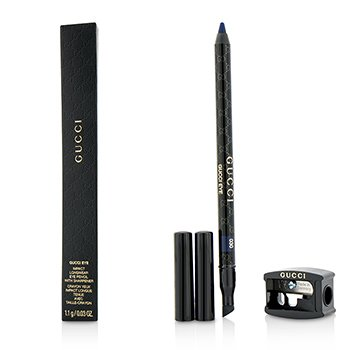 Gucci Impact Longwear Eye Pencil With Sharpener - #030 Midnight Blue