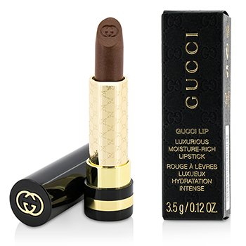 Gucci Luxurious Moisture Rich Lipstick  - #540 Sultry Cacao