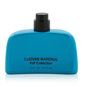 Costume National Pop Collection Eau De Parfum Spray - Botella Celeste  (Sin Caja)