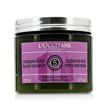 LOccitane Aromachologie Radiance and Color Care Mascarilla (Para Cabello Teñido)