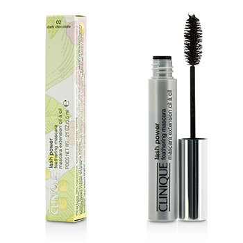 Clinique Lash Power Feathering Máscara - # 02 Dark Chocolate