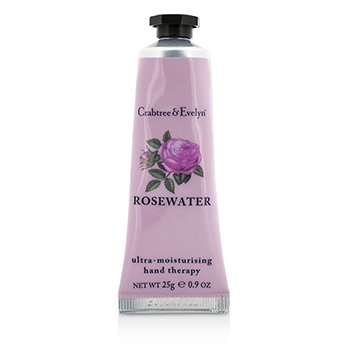 Crabtree & Evelyn Rosewater Terapia de Manos Ultra Hidratante
