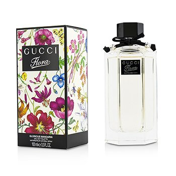 Gucci Flora By Gucci Glorious Mandarin Eau De Toilette Spray (New Packaging)
