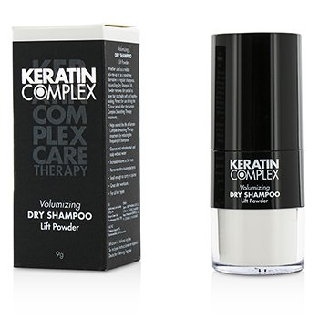 Keratin Complex Care Therapy Champú Seco Volumizante Lift Powder - # Blanco