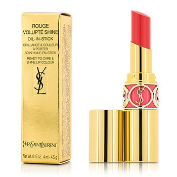 Yves Saint Laurent Rouge Volupte Aceite Brillo en Barra - # 41 Corail A Porter