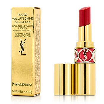 Yves Saint Laurent Rouge Volupte Aceite Brillo en Barra - # 45 Rouge Tuxedo