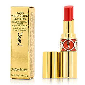 Yves Saint Laurent Rouge Volupte Aceite Brillo en Barra - # 46 Orange Perfecto